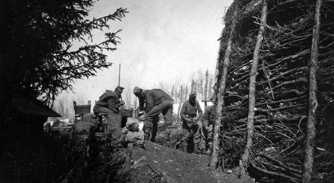 Trentino Grande Guerra - I trentini nella guerra europea 15c02ce95b5c