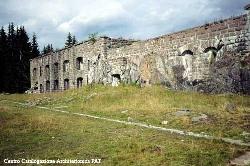 %name Il Comune di Predazzo delegato per il restauro del Forte Dossaccio